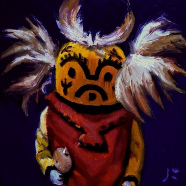 QÖQÖLO Daily Painting #819