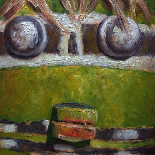 SIO SHALAKO Daily Painting #937
