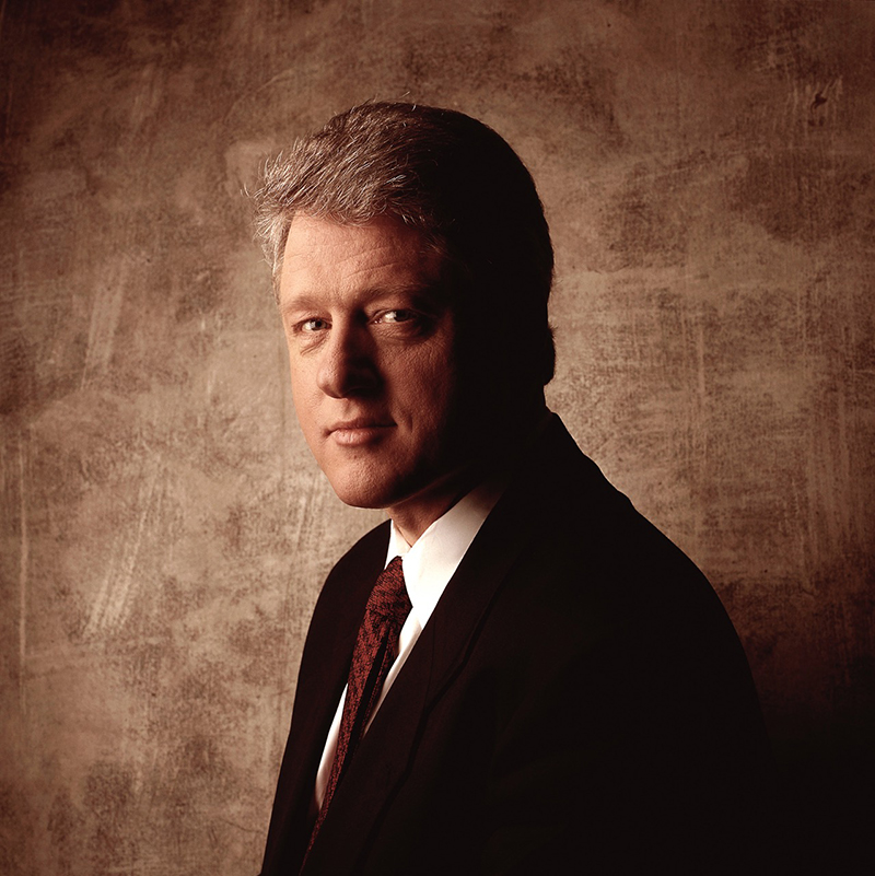 bill clinton WEB