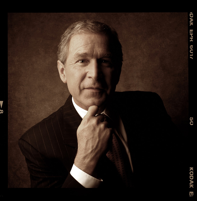 george w bush WEB